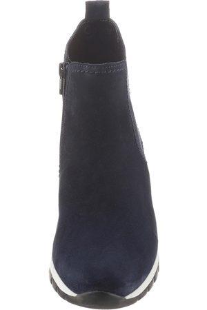 Gabor Stiefeletten - Chelseaboots in dunkelblau von