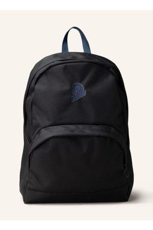 Invicta Laptop- & Aktentaschen - Textil. Schließt mit einem Reißverschluss. Längenverstellbare Schultergurte. Ein Trageriemen. Außenfach auf der Vorderseite. Einschubtaschen an den Seiten. Innen ein Hauptfach. Innenfach mit Reißverschluss. Gepolstertes La