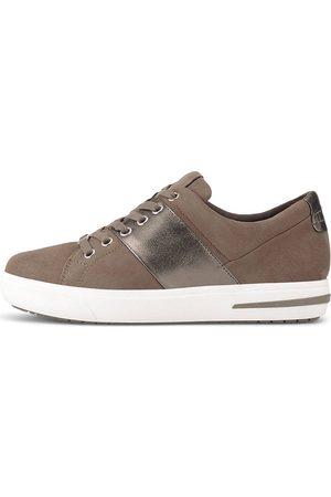 Caprice Sneaker in taupe, Sneaker für Damen