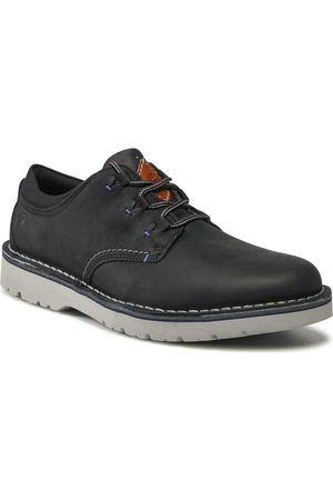 Clarks Eastford Low 261629197 Black Leather