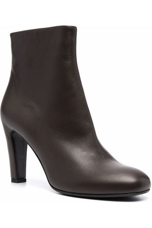ROBERTO DEL CARLO Side-zip ankle boots