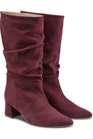 LaShoe Stiefel Slouchy Bordeaux 36