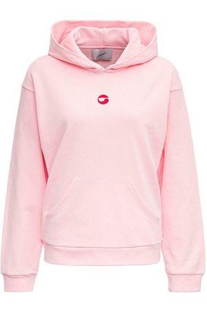 COPERNI Hoodie with Logo Print Pink, Damen, Größe: M