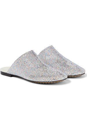 Bottega Veneta Verzierte Slippers Sparkle Dot Sock