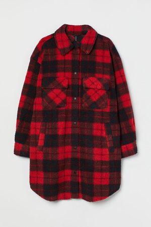 H&M + Lange Hemdjacke
