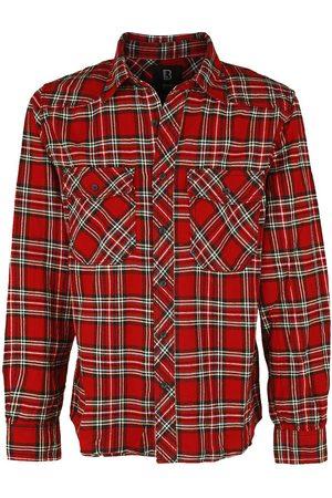 Brandit Checkshirt Flanellhemd /