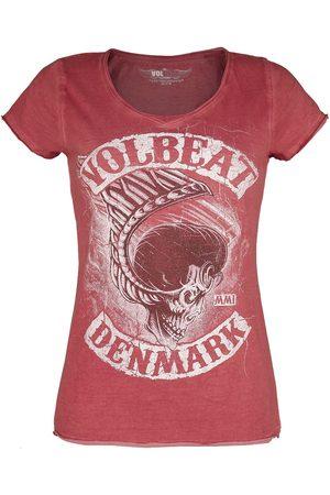Volbeat Denmark T-Shirt