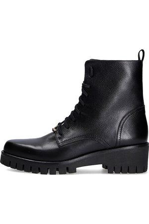 Donna Carolina Damen Stiefel - Boots Mit Blockabsatz in , Boots für Damen