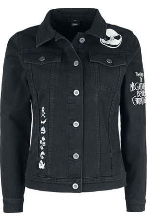 The Nightmare Before Christmas Now And Forever Jeansjacke