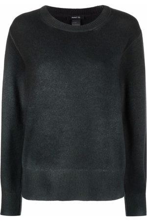 AVANT TOI Ausgeblichener Pullover