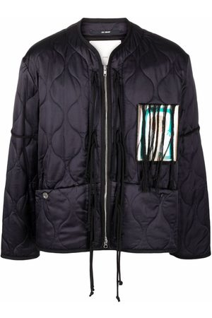 Song For The Mute Gesteppte Jacke mit Patch