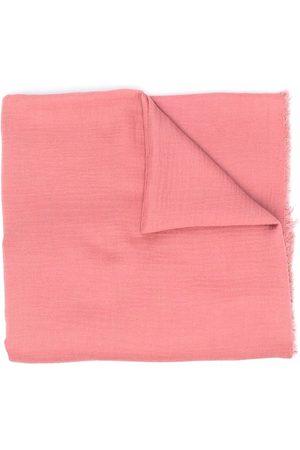 Faliero Sarti Damen Schals - Schal mit ausgefransten Kanten
