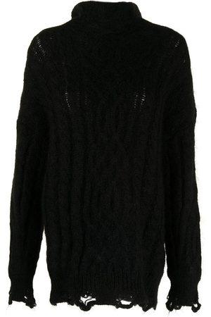 TOGA PULLA Pullover mit Zopfmuster