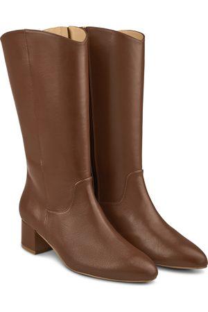LaShoe Damen Stiefel - Vintage Stiefel 36