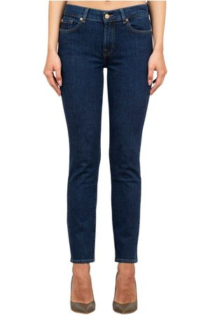 7 for all Mankind Jeans , Damen, Größe: W25