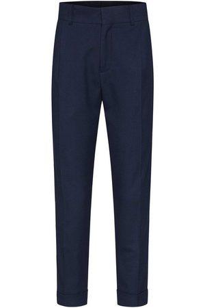 bugatti 5-Pocket-Hose aus einer elastischen Viskosequalität