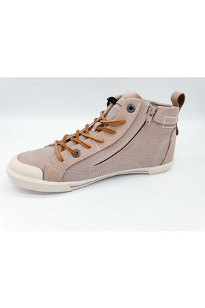 Yellow Cab Foxy w Leder Sneakers taupe