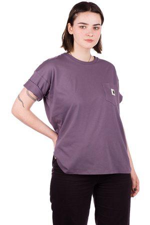 Carhartt WIP Damen T-Shirts, Polos & Longsleeves - Pocket T-Shirt