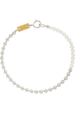 In Gold We Trust Pearl Choker Necklace