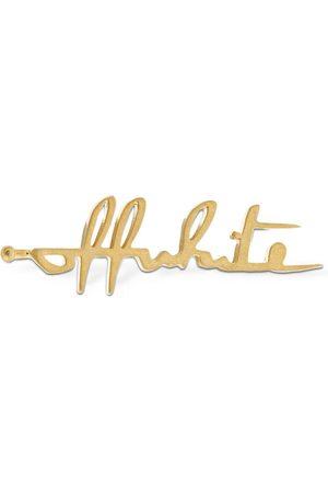 OFF-WHITE Logo-anhänger