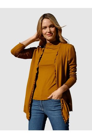 Laura Kent Shirtjacke in offener Form