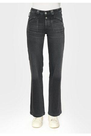 Le Temps des Cerises Bequeme Jeans »PULPHIFL« mit breiten Gürtelschlaufen