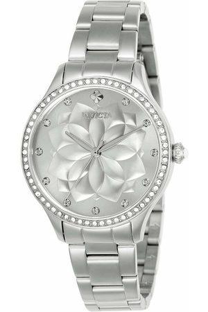Invicta Watches Damen Uhren - Wildflower 24536 Women's Quartz Watch - 35mm , Damen, Größe: One size
