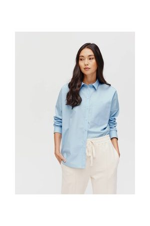 Promod Damen Blusen - Oversize-Hemdbluse
