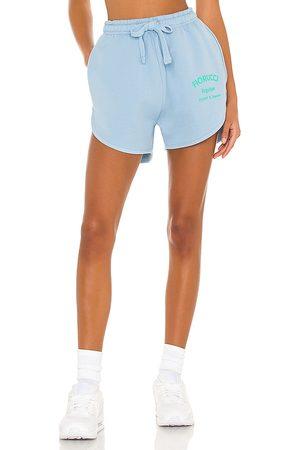 Fiorucci Velour Equipe Shorts in . Size M, S, XS.