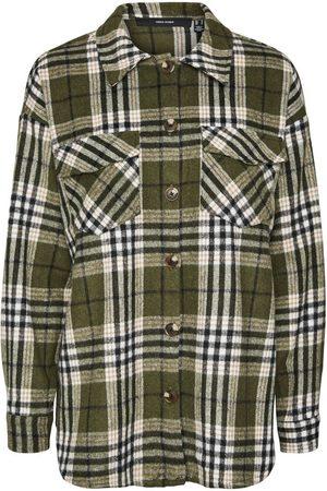 VERO MODA Oversize Hemd Damen