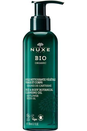 Nuxe Damen Dessous-Bodys - Gesichts- und Körperpflege 'Face & Body Botanical Cleansing Oil