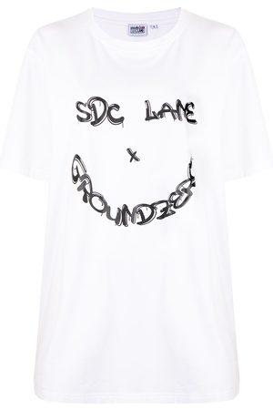 Ground Zero Damen T-Shirts, Polos & Longsleeves - X SDC Lane T-Shirt