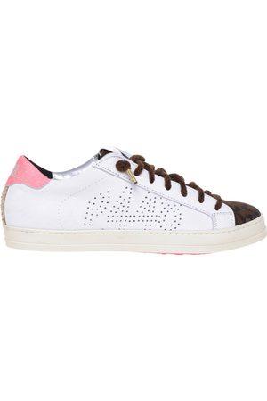P448 Sneakers John in pelle , Damen, Größe: 39