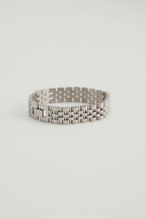 NA-KD Uhrenarmkette - Silver