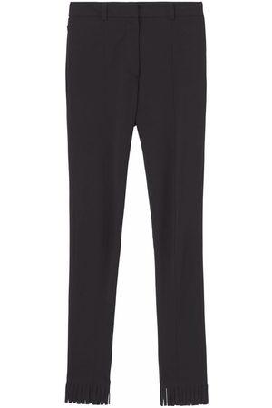 Burberry Damen Leggings & Treggings - Leggings mit hohem Bund