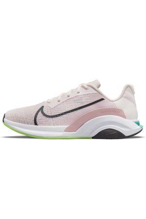 Nike ZoomX SuperRep Surge Ausdauer-Trainingsschuh für Damen - Pink