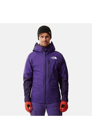 The North Face Amk L5 Futurelight™ Jacke Peak Purple-black Cherry Purple Größe L Damen