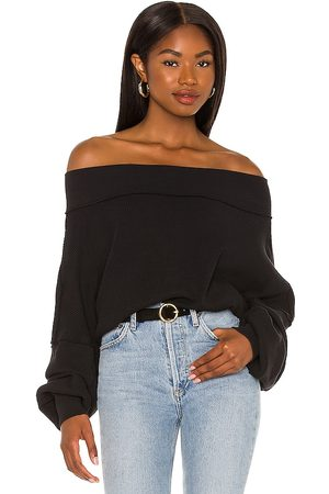 Free People Damen T-Shirts, Polos & Longsleeves - Close To You Top in . Size M, S, XS.