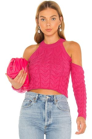 MAJORELLE Jessica Crop Sweater in . Size M, S, XS.
