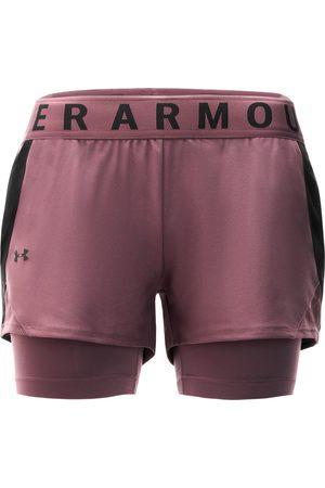 Under Armour Damen Shorts - Play Up Funktionsshorts Damen
