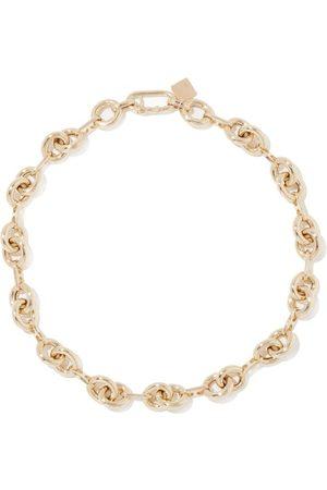 Lauren Rubinski Link-chain Small 14kt Necklace