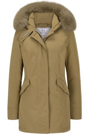 Woolrich Luxury Arctic Fox Daunenparka