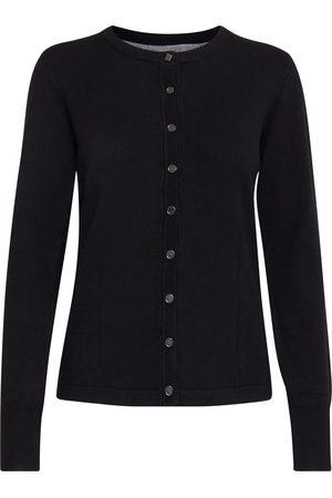 Pulz jeans Damen Strickpullover - Strickjacke 'PZSARA LS
