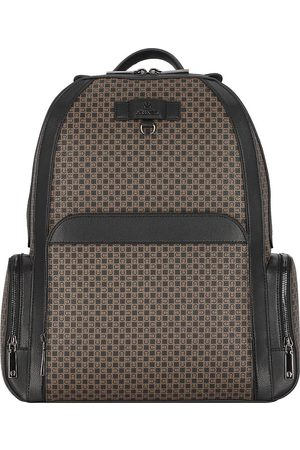 Aigner The Core Rucksack 41 Cm Laptopfach in mittelbraun, Rucksäcke für Damen