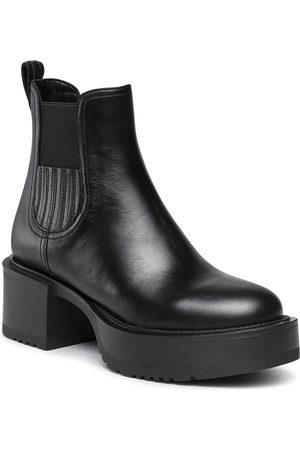 Gino Rossi Damen Stiefel - V795-129-1 Black