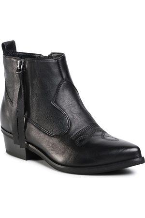 Gino Rossi Damen Stiefel - 71321-02 Black