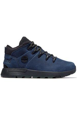 Timberland Outdoorschuhe - Sprint Trekker Chukka-stiefel Für Kinder In Navyblau Navyblau