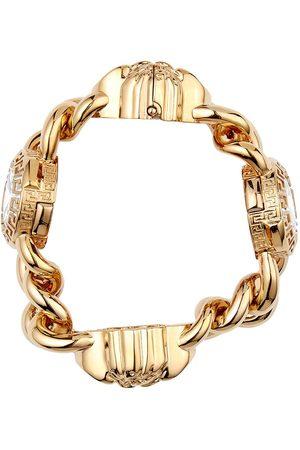 VERSACE Damen Armbänder - Medusa crystal-embellished bracelet