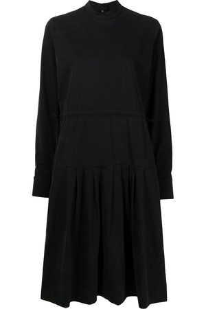 YMC Kleid mit Kordelzug