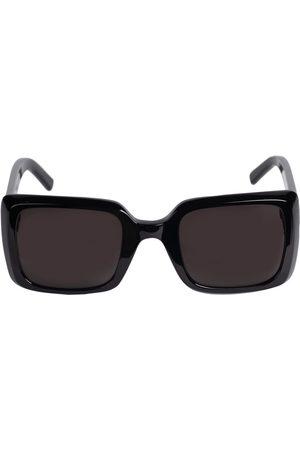 """Saint Laurent Eckige Sonnenbrille Aus Acetat """"sl 497"""""""